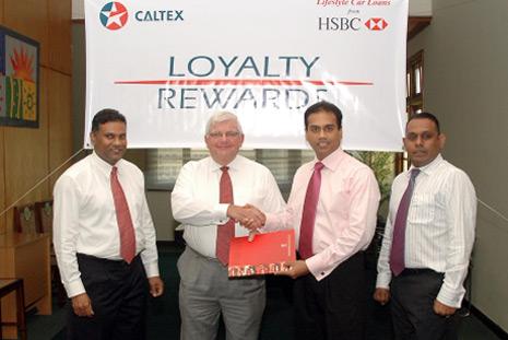 Chevron Sri Lanka and HSBC forge alliance | Welcome to